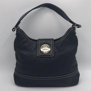 Kate Spade Black Leather Shoulder Bag❤️❤️❤️❤️